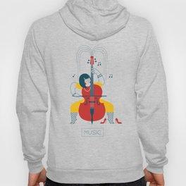 Cellist Hoody