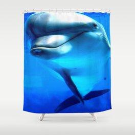 Hi! Shower Curtain