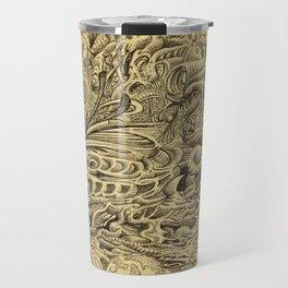 Sick Chamber by Brian Benson Travel Mug