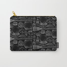 Witchcraft I [B&W] Carry-All Pouch