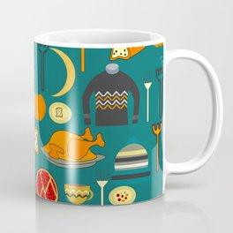 Family dinner Coffee Mug