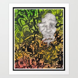 Aperture Art Print