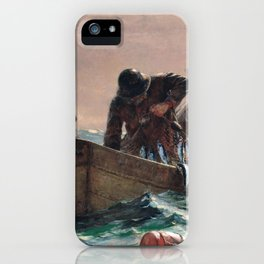 The Herring Net - Digital Remastered Edition iPhone Case