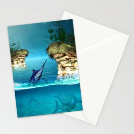 The dreamworld Stationery Cards
