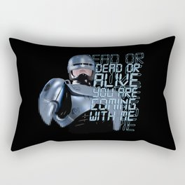 Dead or alive Rectangular Pillow