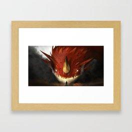 Kingslayer Framed Art Print
