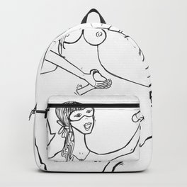 Riendo Salads Issue 3 Backpack