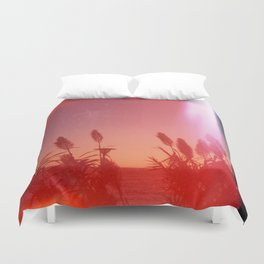 quiet Duvet Cover