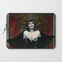 Ana Curra, Mistress of Darkness Laptop Sleeve
