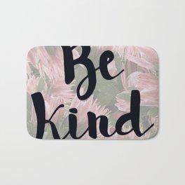 Be Kind Proteas Bath Mat