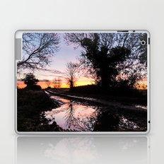 Dawn on the Lane Laptop & iPad Skin