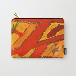 Red Tosca by Gabriele Müller Carry-All Pouch
