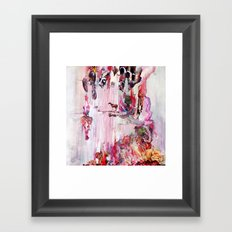 Visceral Vanitas Framed Art Print