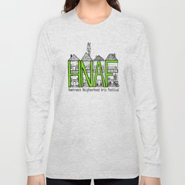 Hamtramck Neighborhood Arts Festival Long Sleeve T-shirt