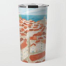 Alfama, Lisbon Travel Mug