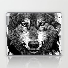 Wolf 2 Laptop & iPad Skin