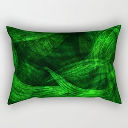 Fresh green nature Rectangular Pillow