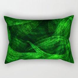 Fresh green nature Rectangular Pillow