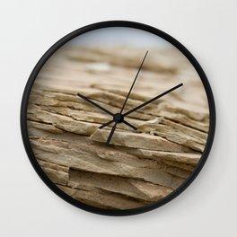 Tiny Details Wall Clock