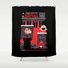 Le Château Shower Curtain