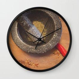 Chilli. Wall Clock
