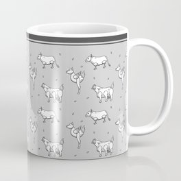 Mutants animals pattern Coffee Mug