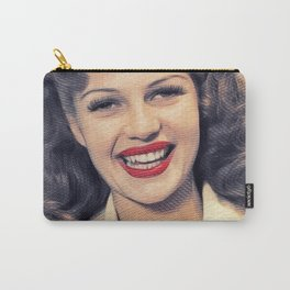 Rita Hayworth, Hollywood Legend Carry-All Pouch