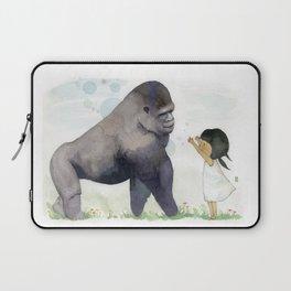 Hug me , Mr. Gorilla Laptop Sleeve