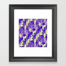 NEO GEO 2 Framed Art Print