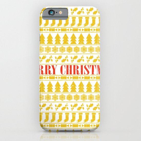 Christmas Merry! iPhone & iPod Case