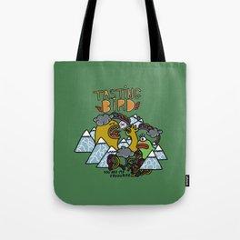 Tasting Bird Tote Bag