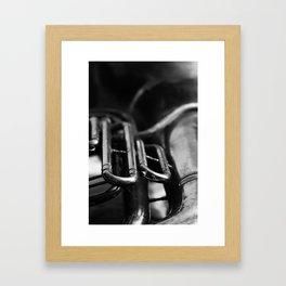 Tuba 2 Framed Art Print