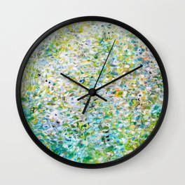 To Live  Wall Clock