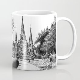 St. Louis Cathedral, New Orleans Coffee Mug