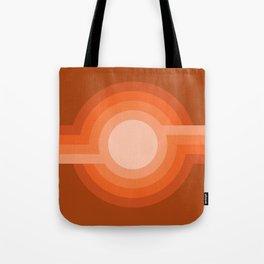 Moonspot - Red Rock Tote Bag