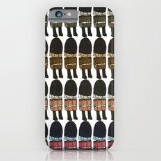 The Queen's Bots Slim Case iPhone 6s