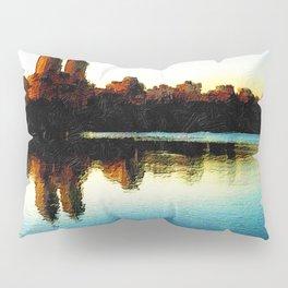 San Remo New York City Pillow Sham