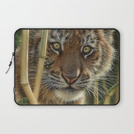 Tiger Cub - Discovery Laptop Sleeve