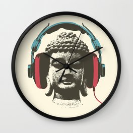 Enjoy Music Wall Clock