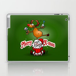 Merry X-mas Laptop & iPad Skin