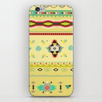 southwest iPhone & iPod Skins featuring southwest by studiomarshallarts