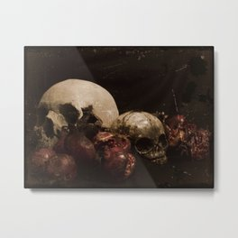 The Ripened Wisdom of the Dead Metal Print