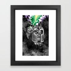MAGNETO X Framed Art Print