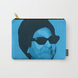 Um Kalthoum - Pop Art Carry-All Pouch