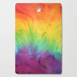 Tie Dye Cutting Board