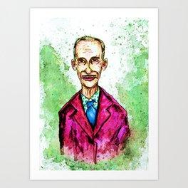 John Waters Art Print
