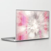 xoxo Laptop & iPad Skins featuring xoxo by inourgardentoo