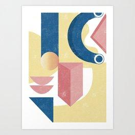 Plantoj Art Print