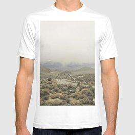 Rocky terrain Cape Town South Africa T-shirt