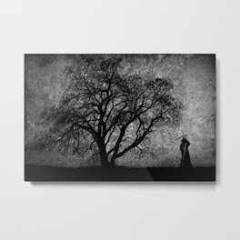 Boundaries Between Metal Print